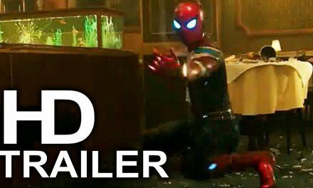 SPIDER-MAN FAR FROM HOME Iron Man Is Dead Trailer NEW (2019) Marvel Superhero Movie HD