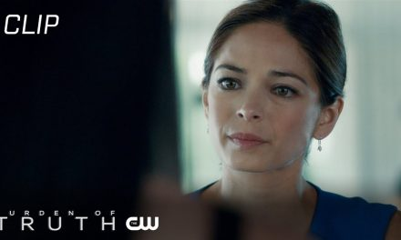 Burden Of Truth   Salesmen, Cheats And Liars Scene   The CW