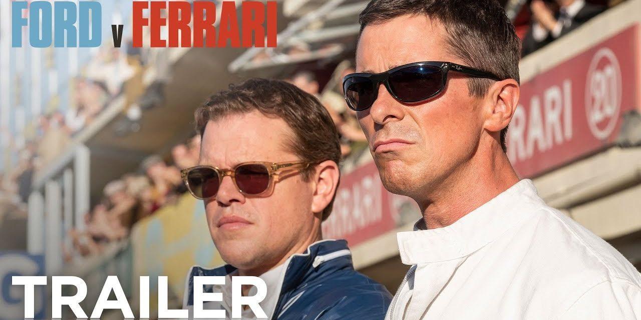 FORD v FERRARI | Official Trailer [HD] | 20th Century FOX