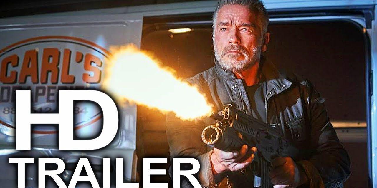 TERMINATOR 6 DARK FATE Trailer #2 NEW (2019) Arnold Schwarzenegger Action Movie HD