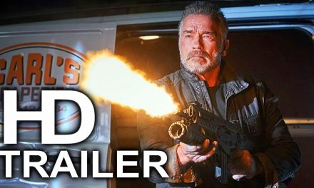 TERMINATOR 6 DARK FATE Trailer #2 NEW (2019) Arnold Schwarzenegger Action Movie HD