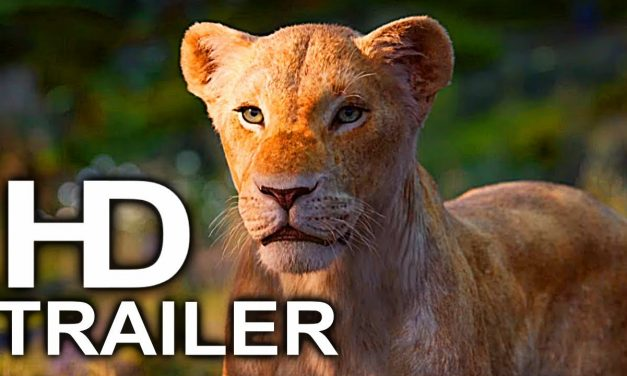 THE LION KING Beyoncé As Nala Trailer NEW (2019) Disney Live Action Movie HD