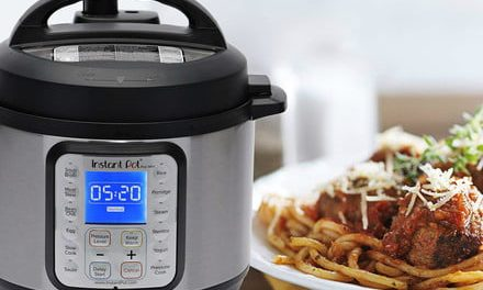 Amazon cuts price in half for bestselling Instant Pot DUO Plus pressure cooker