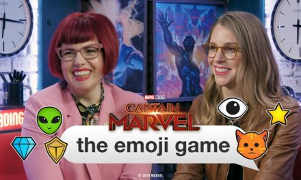 Marvel Studios' Captain Marvel | The Emoji Game