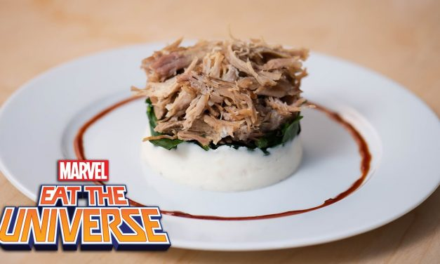 BBQ Pulled Pork from the 90s! | Eat the Universe