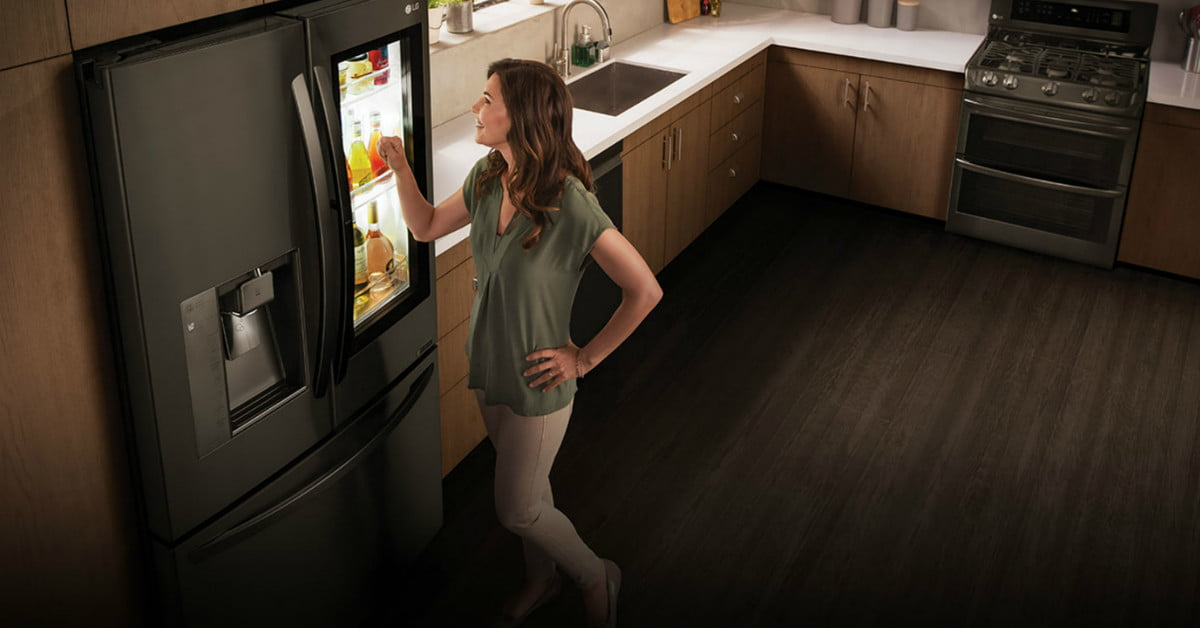 Samsung Family Hub vs. LG Instaview fridges