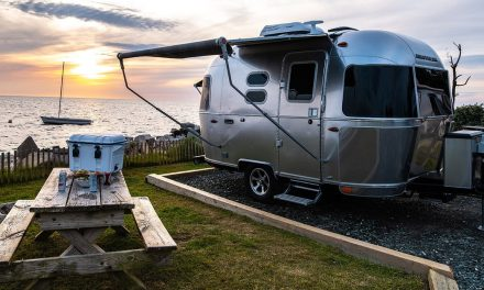Airstream's 2020 Bambi and Caravel mini trailers are more camping than glamping