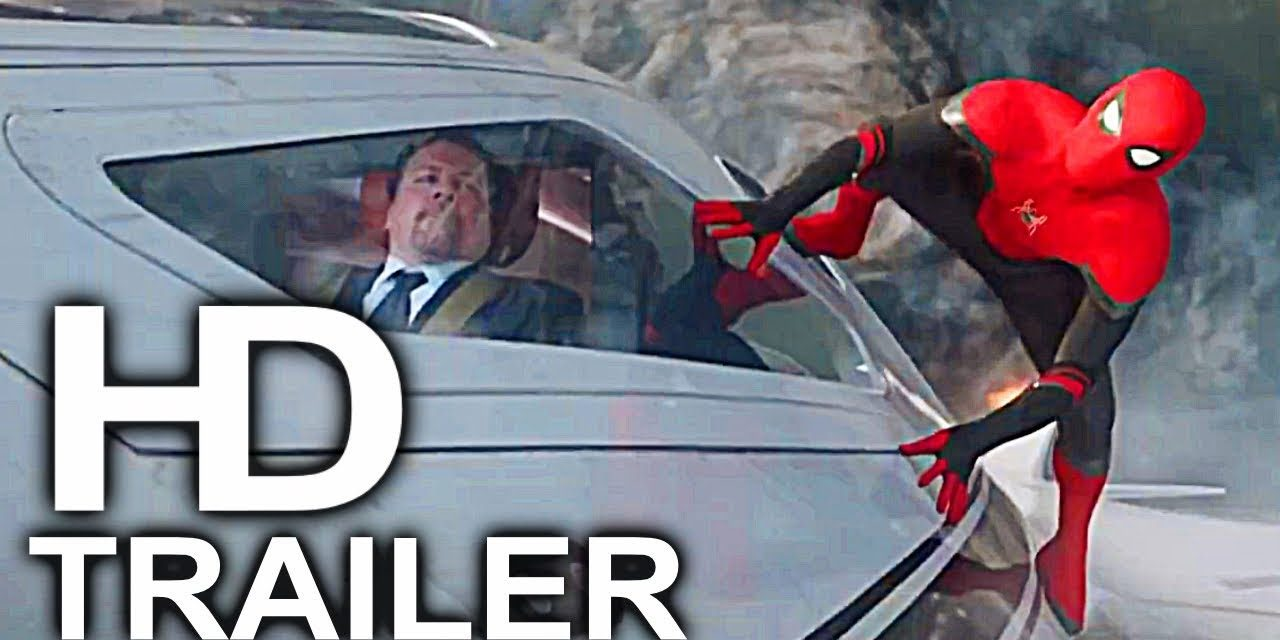SPIDER-MAN FAR FROM HOME Final Trailer NEW (2019) Marvel Superhero Movie HD