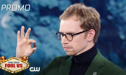 Penn & Teller: Fool Us | Wicked Good Promo | The CW