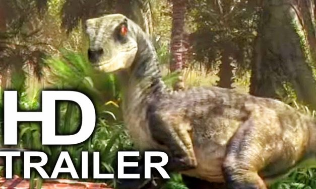 JURASSIC WORLD CAMP CRETACEOUS Trailer #1 NEW (2020) Jurassic Park Netflix Series HD