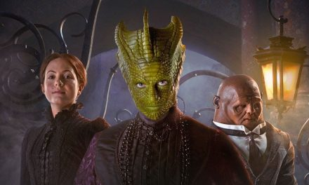 Vastra, Jenny and Strax Return | The Paternoster Gang Trailer | Doctor Who