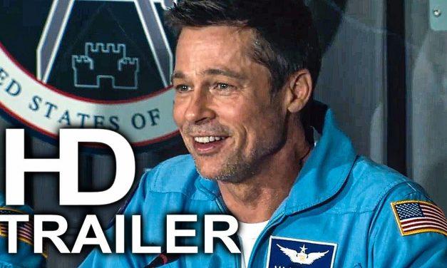 AD ASTRA Trailer #1 NEW (2019) Brad Pitt, Tommy Lee Jones Space Movie HD