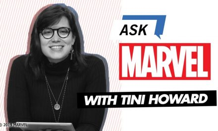 Tini Howard answers YOUR Thanos questions | Ask Marvel