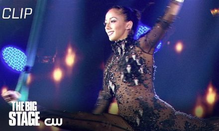 The Big Stage | Aerial Feats, Laser Dance, and Terry Fator Scene | The CW