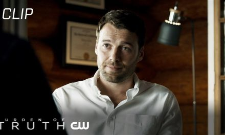 Burden Of Truth | The Rabbit Hole Scene | The CW