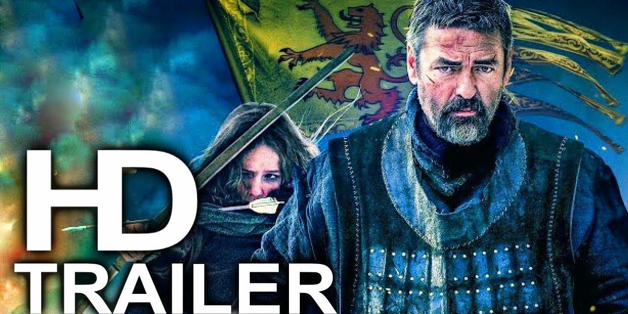 BRAVEHEART 2 Robert The Bruce Trailer #1 NEW (2019) Action Movie HD