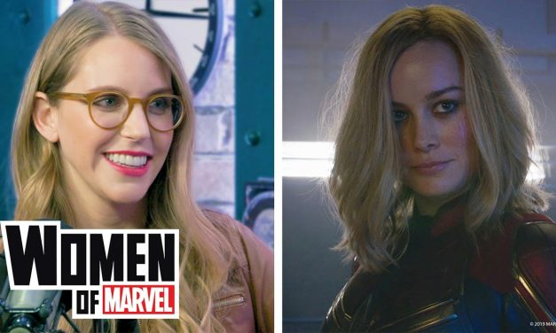 Marvel Studios' Captain Marvel: Making an Authentic World | Women of Marvel