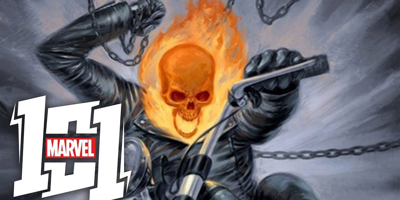 Ghost Rider | Marvel 101