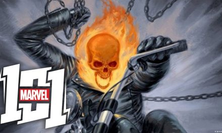 Ghost Rider   Marvel 101