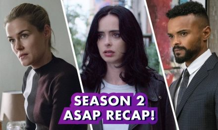 Marvel's Jessica Jones Season 2 in under 4 minutes! | Earth's Mightiest Show