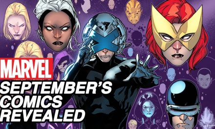 EXCLUSIVE: September's New Marvel Comics Revealed! | Marvel's Pull List