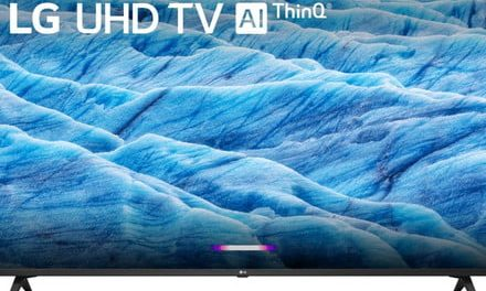Best Buy drops a big price cut on this 65-inch LG smart 4K TV