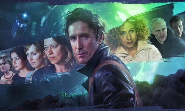 The Eighth Doctor vs the Ravenous | Ravenous 3 Trailer | Doctor Who