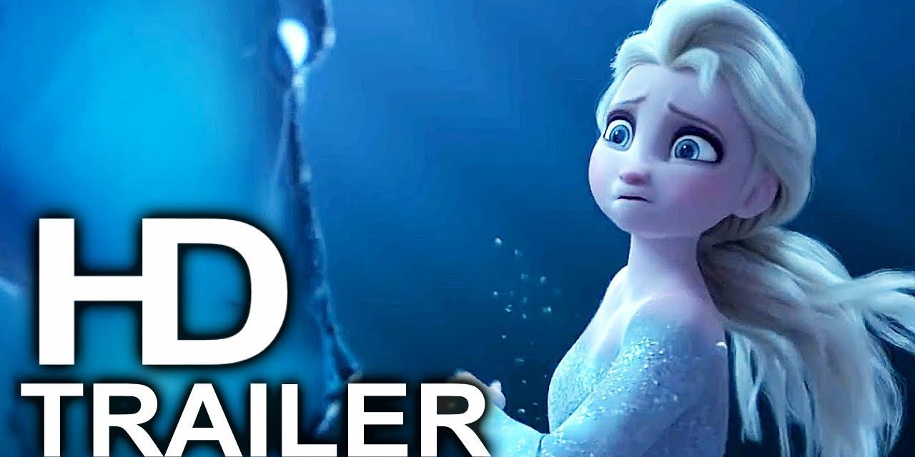 FROZEN 2 Trailer #2 NEW (2019) Disney Animated Movie HD