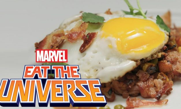 Uncanny Eggs-Men | Eat the Universe