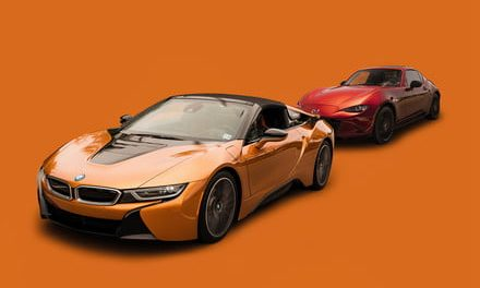 BMW's i8 Roadster is the Mazda Miata of hybrids. And I mean that in a good way