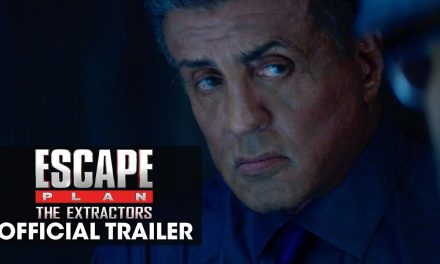 Escape Plan: The Extractors (2019) Official Green Band Trailer