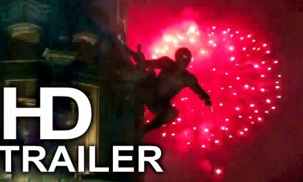 SPIDER-MAN FAR FROM HOME  Peter Tests His Stealth Suit Trailer NEW (2019) Marvel Superhero Movie HD