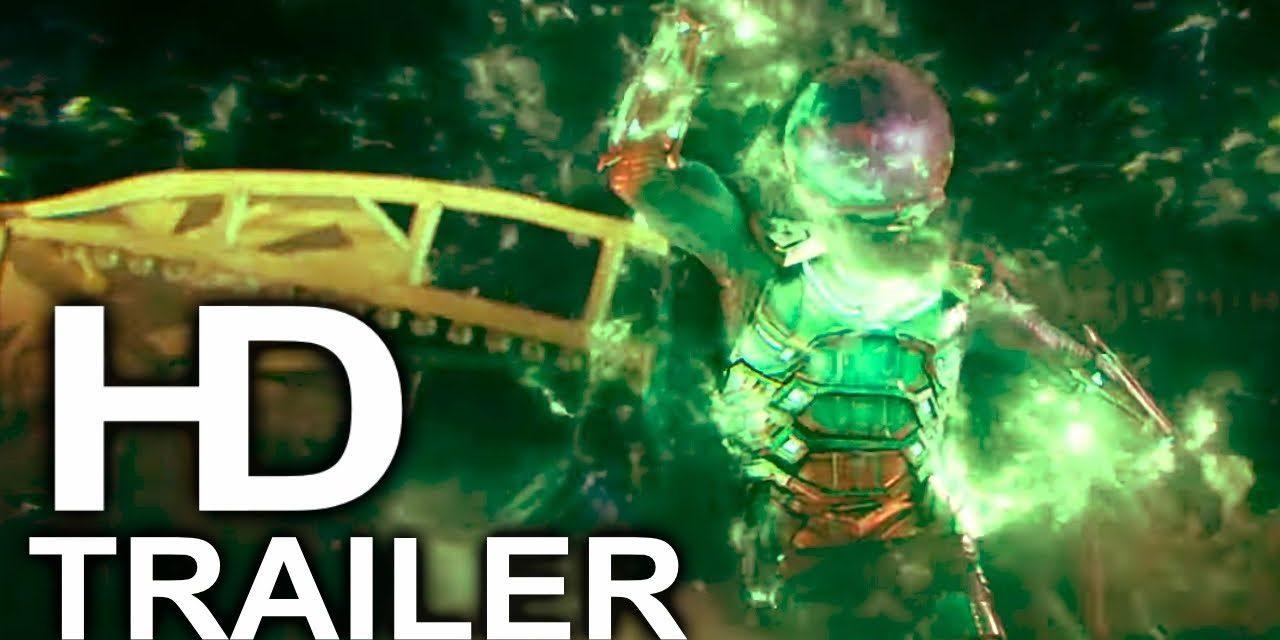 SPIDER-MAN FAR FROM HOME Mysterio True Identity Trailer NEW (2019) Marvel Superhero Movie HD
