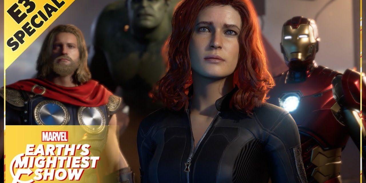 Best of E3: Marvel's Avengers and MARVEL ULTIMATE ALLIANCE 3!