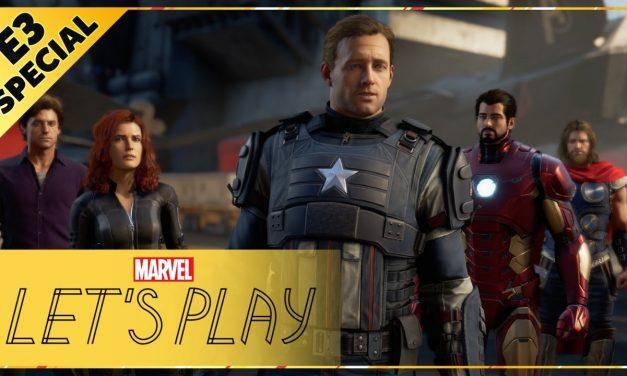 Fans React to the Marvel's Avengers E3 2019 Reveal!
