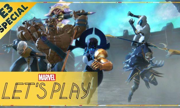 MARVEL ULTIMATE ALLIANCE 3: The Black Order Gameplay!   E3 2019