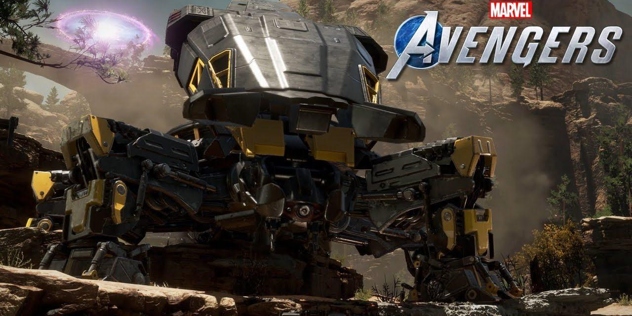 Marvel's Avengers: Pym Tech | E3 2019