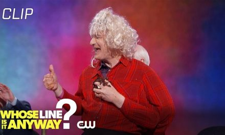 Whose Line Is It Anyway? | Chris Hardwick Scene | The CW