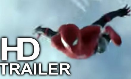 SPIDER-MAN FAR FROM HOME London UK Suit Trailer NEW (2019) Marvel Superhero Movie HD