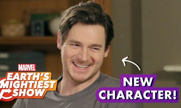 Marvel's Jessica Jones Character Secrets Revealed | Earth's Mightiest Show