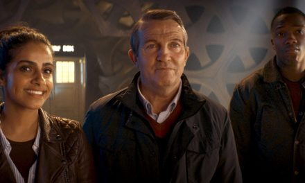 Welcome Aboard, Team TARDIS! | Arachnids in the UK | Doctor Who