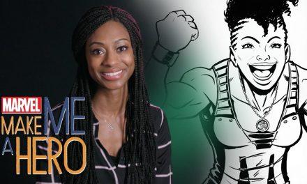 Power of Language & Healing | Marvel Make Me a Hero
