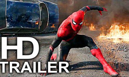 SPIDER-MAN FAR FROM HOME Thanos's Snap Trailer NEW (2019) Marvel Superhero Movie HD