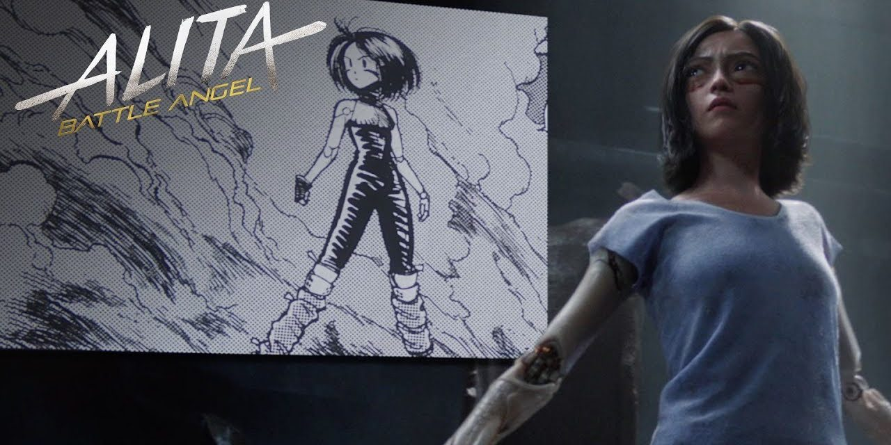 Alita: Battle Angel | Bonus Feature: From Manga to Screen | 20th Century FOX