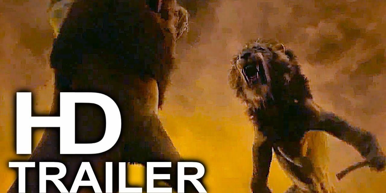 THE LION KING Simba Vs Scar Fight Scene Trailer NEW (2019) Disney Live Action Movie HD