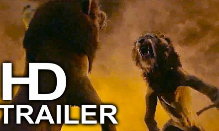 THE LION KING Simba Vs Scar Fight Scene Trailer NEW (2019) Disney Live Action Movie HD