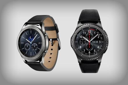 The renewed Samsung Gear S3 smartwatch drops under $180 on Amazon