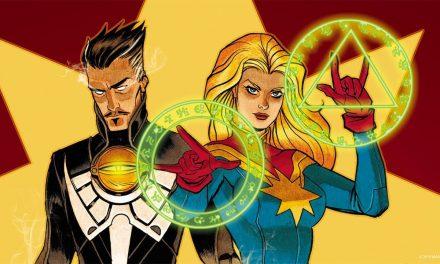 Captain Strange? Doctor Marvel? Heroes Swap Bodies in WAR OF THE REALMS!