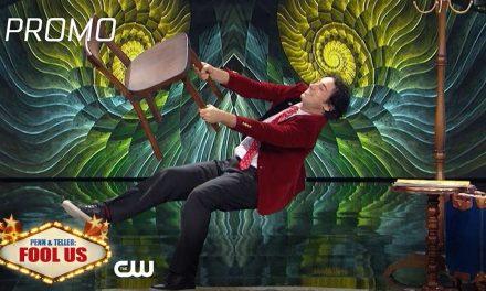 Penn & Teller: Fool Us | Season 6 Featurette | The CW