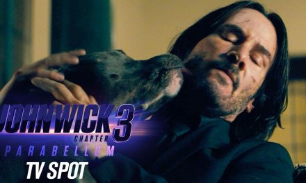 """John Wick: Chapter 3 – Parabellum (2019 Movie) Official TV Spot """"Dogs"""" – Keanu Reeves, Halle Berry"""